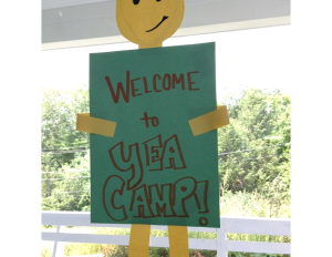 Welcome to YEA Camp!